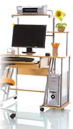 Малогабаритные компьютерные столы