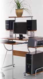 Столы компьютерные КС