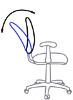 Регулировка наклона спинки