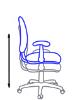 Регулировка офисного кресла по высоте