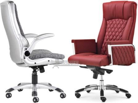необычные офисные кресла и мебель