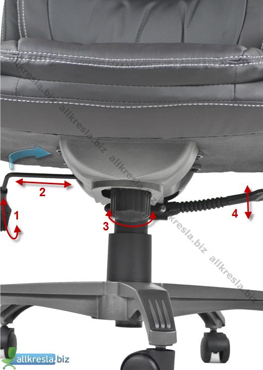механизм качания кресла al 68