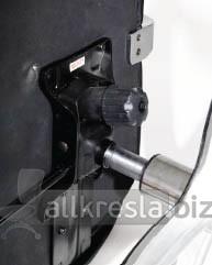усиленный механизм кресла руководителя с нагрузкой до 250 кг