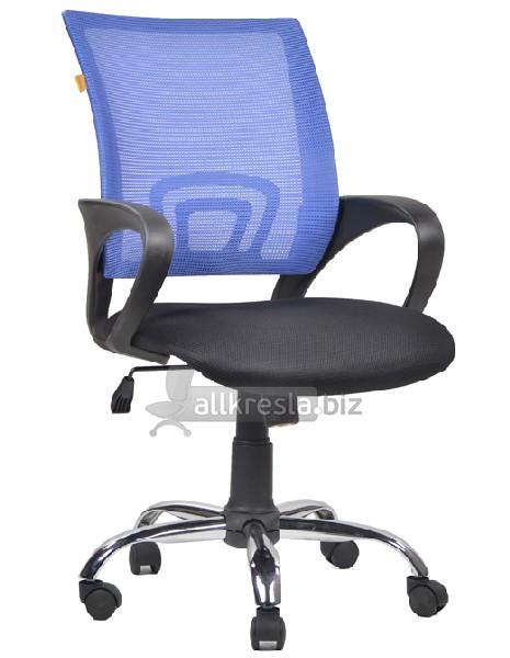 Офисное кресло chairman ch696 хром