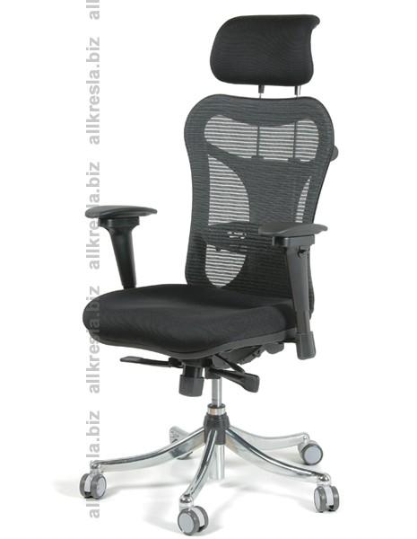 офисное кресла сетка