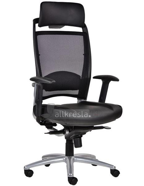 сетчатое эргономичное офисное кресло