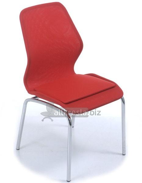 стул на металлических ножках оазис