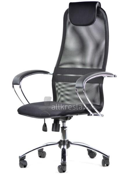 купить кресло на металлическом каркасе