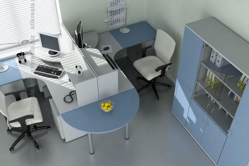 сектор соединяющий 2 стола