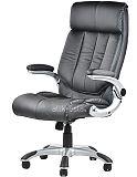 Купить рабочее кресло для руководителя с высокой спинкой AL 370